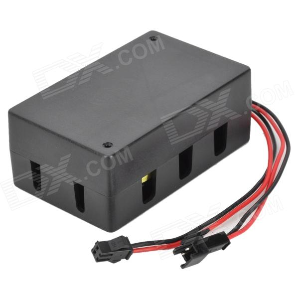 NL50W-HV350 45W LED Driving Power Source Supply - Black + Red (AC 100~240V) single output switching power supply 48v 4 2a 100 120v 200 240v ac input led power supply 200w