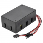 NL50W-HV350 45W LED Driving Power Source Supply - Black + Red (AC 100~240V)