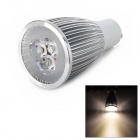GU10 6W 240lm 3500K 3-LED Warm White Lampe Bulb (AC 85 ~ 265V)