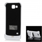 3100mAh Rechargeable External Battery Back Case for Samsung i9260 - White (DC 5V)