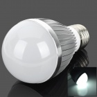 Samvol E27 5W 300lm 6500K 6-SMD 5730 LED White Light Dimmable Bulb (220V)