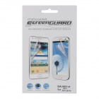 Protective Matte Screen Protector PET Film Guard for Samsung Galaxy S4 i9500 - Translucent (2 PCS)