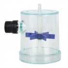 E5HT CD010 Carbon Dioxide Diffuser for Aquarium / Fish Tank - White + Black + Blue + Transparent