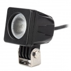 10W LED Flut-Lichtstrahl 60 Grad Work Light w / Cree XML-T6 (10 ~ 30V)