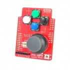 OPENJUMPER OJ-CK204 Joystick Shield V2.1 Expansion Board - Red + Black