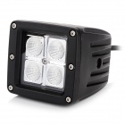 16W 1148lm 6000K White Flood Beam 60 Degrees Work Light w/ Cree XB-D (10~30V)