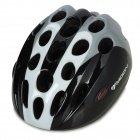 MOON HB5-3 Vents Sports Cycling Helmet for Kids - Black + Gray + White (Size S)