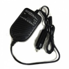 Universal 80W Car Cigarette Lighter Charger w/ 8 Adapters for Laptop - Black (DC 11~14V)