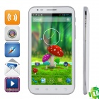 "iNew i2000 Quad-Core Android 4.2 Bar Phone w/ 5.7"" IPS, Wi-Fi, GPS and Dual-SIM - White"