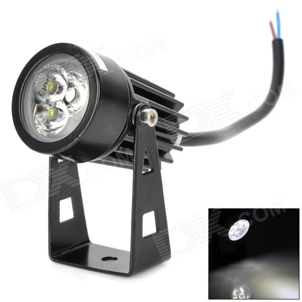 ultrafire 3w 180lm 6000k 3 led cold white light spotlight free shipping dealextreme. Black Bedroom Furniture Sets. Home Design Ideas