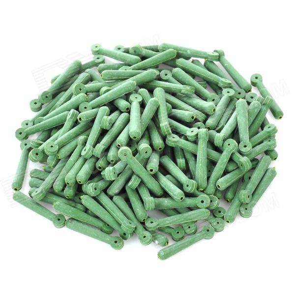 E4JK Fishing Floater Bobber Rest Mount - Green (150 PCS)