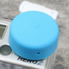 Protective Silicone Water-resistant Lens Cover for GoPro Hero 2 - Blue