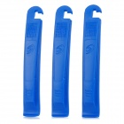 Roswheel Bike Bicycle Repair Tool Plastic Tire Levers - Blue (3 PCS)