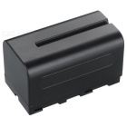 DSTE Replacement 5000mAh Li-ion Battery for Sony NP-F750, F730, F790, TRV72, TRV75, TRV81 - Black