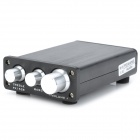 FeiXiang FX-152E 15W Digital HiFi Amplifier - Black + Silver