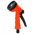 QP001 Car Washing Cleaning Water Gun Set - Orange + Black