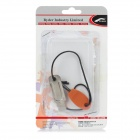 Outdoor Wilderness Survival Fire Sparkle Flint - Black + Orange
