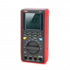 "UNI-T UT81C 3.3"" LCD Scope Digital Multimeter - Red + Deep Grey"