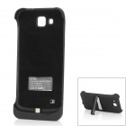 3100mAh Rechargeable External Battery Back Case for Samsung i9260 - Black (DC 5V)