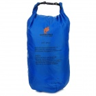 G-102 Outdoor Sport Waterproof / Sand-proof Nylon Bag - Blue (Size S)