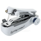 Spring Come Hand-PressTraveller's Mini Sewing Machine -White