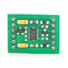 GY-29 ADXL345 Three-axis Digital Tilt Gravity Angle Sensor Module - Green