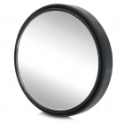 3R-036 75mm Spherical Convex Car Blind Spot Rearview Mirror - Black + Silver