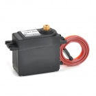 1501MG Metal Gear 17KG Torque Analog Servo for R/C Cars / Truck / Robot Arm / Robot - Black