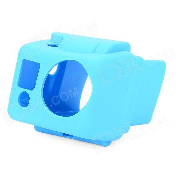 Protective Silicone Case for Gopro HD Hero 2 - Blue