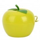 Creative Apple Style Wired Telephone - Light Green