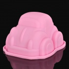 Car Style Silicone DIY Cake Biscuit Mold - Pink