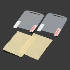 Protective 5H Clear Screen Protector Film Guard for BlackBerry Q10 - Transparent (2 PCS)