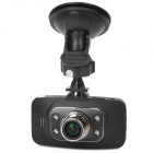 "G8000H 1080P 5.0MP 2.7"" TFT CMOS Wide Angle Car DVR w/ G-Sensor / AV Out / HDMI - Black"
