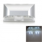 0.3W 50lm 4-LED Auto PIR LED Keyhole Light (4.8~6V)