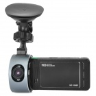 "GS7000 2.7"" TFT FHD 1080p 5.0 MP CMOS 120' Wide Angle Car DVR w/ HDMI / G-Sensor - Black + Silver"