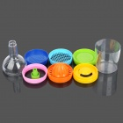 Multi-Function 8-em-1 Kitchen Tools Kit - Multicolorido