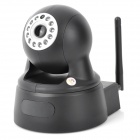 H.264 2.0MP Sicherheit IP Network Camera w / Wi-Fi / IR-Cut / 12-LED / TF / RJ45 / Audio / P2P / Alarm
