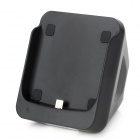 Stylish Charging Docking Station for Samsung Galaxy S4 i9500 / i9502 - Black
