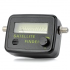 SF-95 950~2150Mhz Analog Satellite Signal Meter Finder - Black