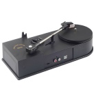 EC008B Mini USB Turntable Turnplate Vinyl LP to MP3 Converter