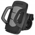 CAPDASE HR00-BC01 Bike / Motorcycle Mount Holder Bracket for Iphone 4S / 5 / Samsung + More + Black