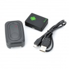 Home Monitoring GSM / GPRS Personal Tracker for Child / Elder - Black