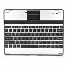 K83 Ultra-thin Wireless Bluetooth V3.0 82-Key Keyboard for The New Ipad / Ipad 4 / 2 - Black