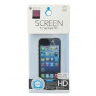 MOCOII Clear Protective PET Screen Film + Back Skin for Iphone 5 - Transparent