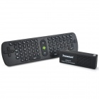 MK908+RC11 Air Mouse Quad-Core Android 4.1 Mini PC Google TV Player w/ 2GB RAM / 8GB ROM / Bluetooth
