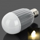 E27 High Power 7W 630lm 3500K Warm White LED Lamp Bulb (220V)