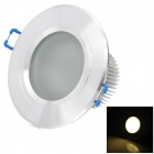 High Power 3W 300lm White LED Light Ceiling Down Lamp (AC 85~265V)