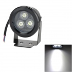 UltraFire 9W 300lm 3-LED White Light Underwater Lamp (12V)