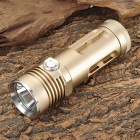 NEW-M7 Cree XM-L T6 LED 500lm 5-Mode White Light Flashlight - Rose Gold