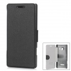 NILLKIN Protective PC Case for HUAWEI Ascend W1 - Black